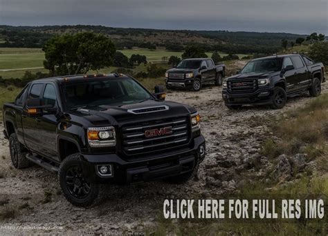 2019 Gmc Horsepower by 2019 Gmc Truck Color Trims Engine Specs And Prices