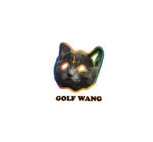 golf wang cat golf wang cat logo fashion future talk