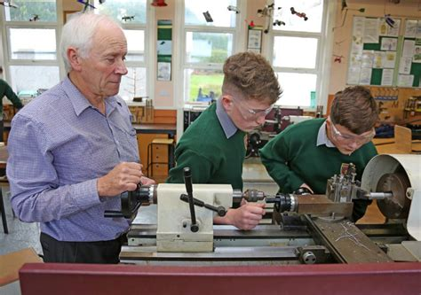 junior cert metalwork lanesboro community college
