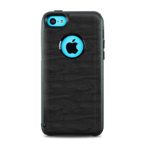 iphone 5c otterbox otterbox commuter iphone 5c skin black woodgrain