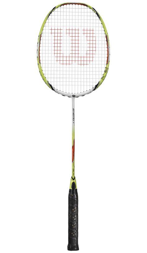 wilson energy blx badminton racket  tennisnutscom