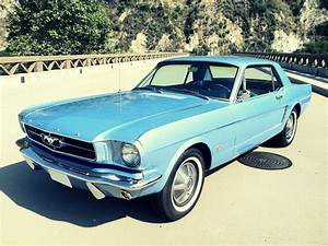 1965 Ford Mustang - Silodrome