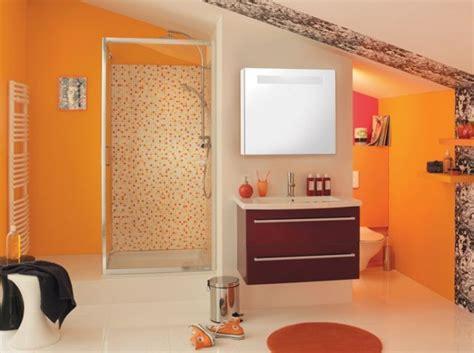 brossette salle de bain catalogue les 25 meilleures id 233 es concernant salles de bains oranges sur d 233 cor de salle de