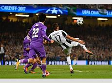 Hasil Akhir Juventus vs Real Madrid Skor 14 Final