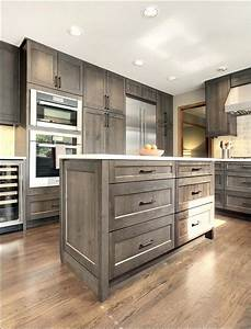 grey stained cabinets grey stained oak kitchen cabinets With kitchen colors with white cabinets with stickers for cars near me