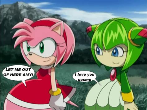 Image Cosmo The Seedrian Sonic Team Sonic Tails Doggystyle Porn Pics And Moveis