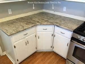 kitchens without backsplash how to install a tile backsplash without thinset or mastic home everyday