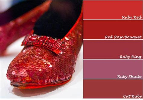 paint color ruby red the color palette that can make your home seem brighter