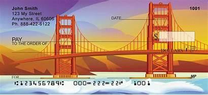 Gate Golden Bridge Checks Personal