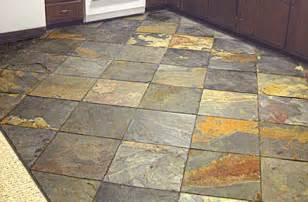 slate flooring cost buying tips installation maintenance the kitchen