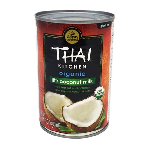 Thai Kitchen Organic Lite Coconut Milk From Whole Foods