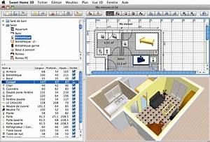 cuisine decoration appartement d gratuit amenagement With logiciel plan 3d maison 9 logiciel amenagement interieur 2d3d en ligne gratuit