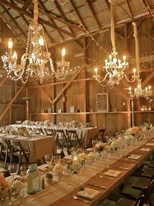 Crystal chandelier for wedding decor