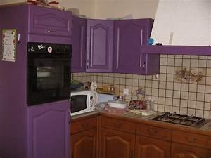 Comment Enlever De La Peinture Sur Du Bois : la peinture des meubles de la cuisine le blog de ~ Dailycaller-alerts.com Idées de Décoration