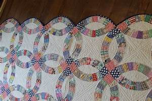 double wedding ring quilt tim latimer quilts etc With wedding ring quilt pattern