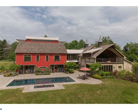 Three Luxury Converted Barn Homes For Sale