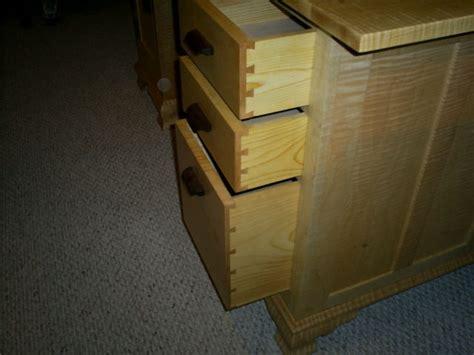 curly maple desk  rentman  lumberjockscom