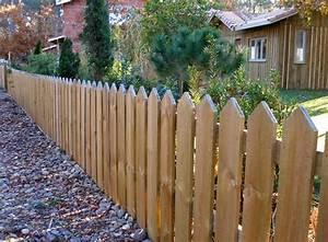 Barrière En Bois Jardin : barriere en bois pas cher ~ Premium-room.com Idées de Décoration