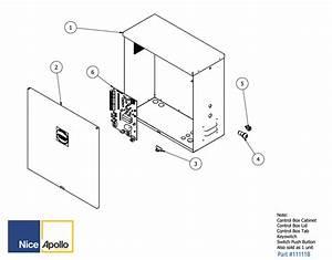 635 Control Box Parts - Swing Gate Operator Parts