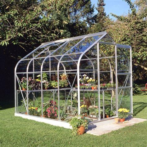 Serre De Jardin Supreme Verre Horticole 5 M²