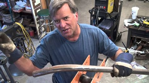 shape pipe rolling  bending kevin caron youtube