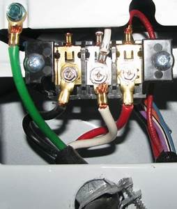 4 Prong Dryer Cord Wiring