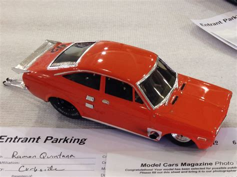 Datsun Car Models by Datsun 1200 Kingpops Scale Models Cars