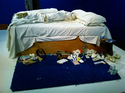 Tracey Emin My Bed by Cancerian Bedwomb Exhibit A Mystic Medusa