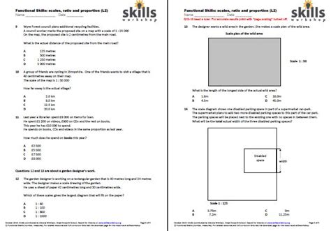 scale drawings worksheet with answers worksheets for all