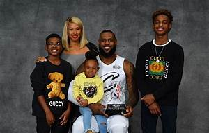 LeBron James Took Time Out Of The NBA Playoffs For Some ...