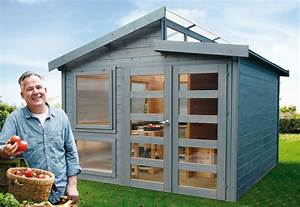 Abri De Jardin Bois Solde : l abri design et moderne pour une harmonie naturelle blog ma maison mon jardin ~ Melissatoandfro.com Idées de Décoration