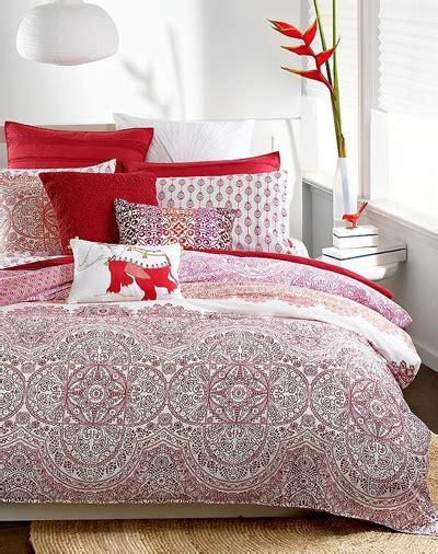 34101 bar iii bedding bar iii henna bedding collection decor by color
