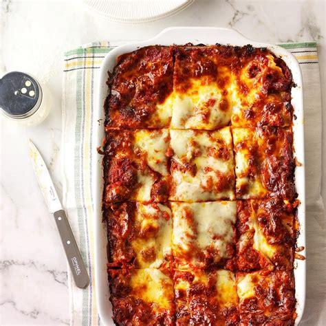 lasagna sausage