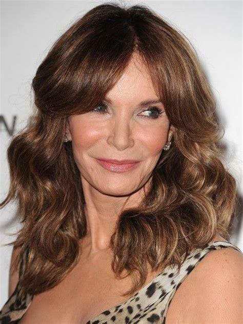 trendy highlights  brunette hair gorgeous brunette