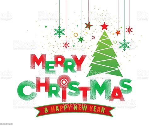 Christmas bring us memories and fondest thoughts untold of dear ones. Merry Christmas And Happy New Year Typography And ...