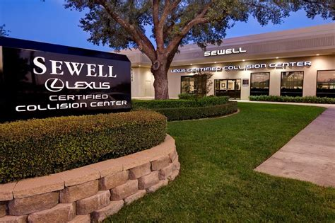 Sewell Lexus Certified Collision Center Of Dallas