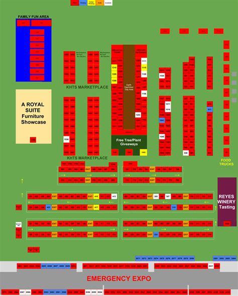 2017 khts santa clarita home and garden show map2018 santa
