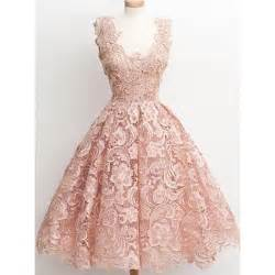 cocktail dresses for wedding vintage blush pink homecoming dresses 2016 lace gown 1950 39 s prom dress backless 8th