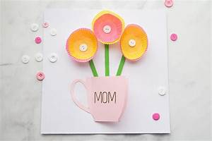 Handmade Mothers Day Card - The Best Ideas for Kids