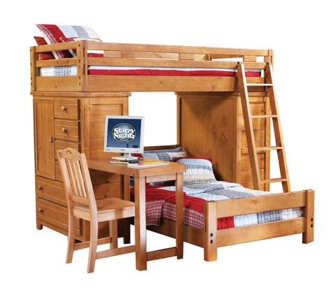 art van loft bed with desk 1000 images about jupiter collection bunk beds on