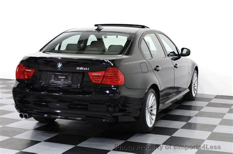 2011 Used Bmw 3 Series Certified 328i Xdrive Awd Sport