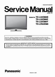 Panasonic Tx