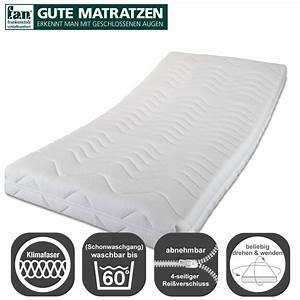 Matratze 140x200 H2 : climasan ks kaltschaum matratze f a n 140x200 cm h2 ~ Orissabook.com Haus und Dekorationen
