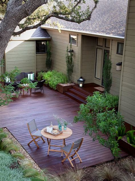 Small Patio And Deck Ideas by 17 Best Ideas About Deck Design On Decks