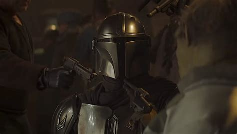 Here's more Mandalorian ahead of season 2 - htxt.africa