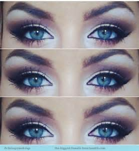 Gorgeous Makeup for Blue Eyes