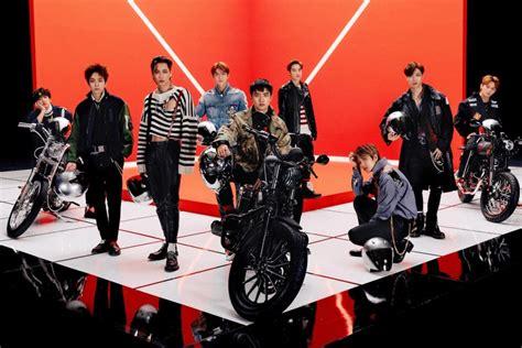 check   styles  exo members   love shot era