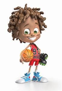 Jippi Cool Kid Characters By Warner Mcgee  Via Behance