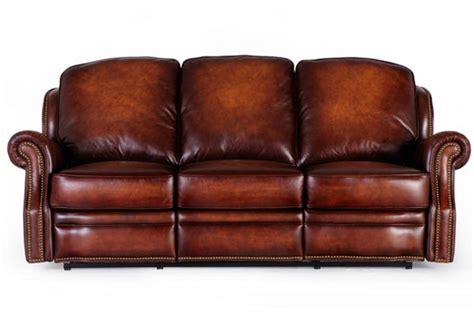 all leather sofas mckinney all leather reclining sofa at gardner white