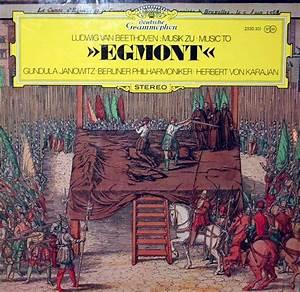 """Beethoven: Musik Zu J. W. Von Goethes Trauerspiel """"Egmont ..."""